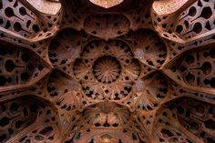 The Beauty of Iranian Ceilings – Fubiz Media