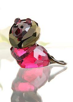 Swarovski Lovlots Leo - Crystal Classics