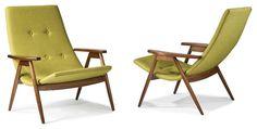 Vintage Thayer Coggin Chairs