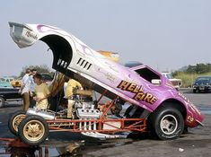 Funny Car Photos