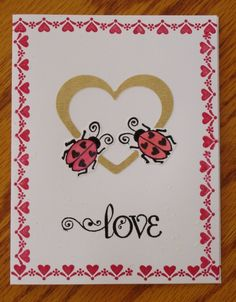 Love Bugs by bubblestx4 - FS527 at Splitcoaststampers