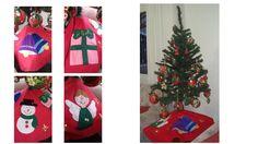 Enfeite da árvore de Natal