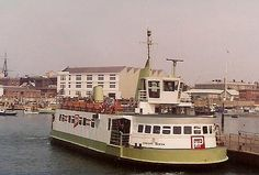 This was a regular trip when I worked at R N Hospital, Haslar . Portsmouth Harbour, Luxury Sailing Yachts, Isle Of Wight, Royal Navy, Back In The Day, Hampshire, East Coast, Countryside, Britain