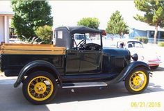 1929 Ford Roadster Pickup (NM) - $32,000 Please call Dennis @ 575-694-0563 to see this Pick up