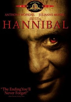 Hannibal (2001) Anthony Hopkins returns as serial killer Hannibal Lecter -- one of the great villains in screen history -- in this riveting sequel that finds his only surviving victim trying to draw Lecter out of hiding by using FBI agent Clarice Starling as bait.