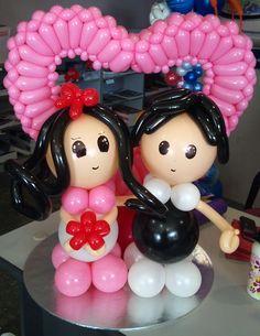 Birthday Balloon Sculpture | Sunday, June 5, 2011