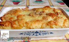 Érdekel a receptje? Kattints a képre! Hungarian Recipes, Lasagna, Macaroni And Cheese, Ethnic Recipes, Food, Minden, Lasagne, Mac And Cheese, Meal