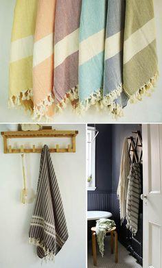 Inspiration: Turkish Linen Towels