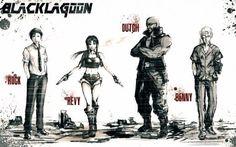Black Lagoon and Cosplay Revy Black Lagoon, Black Lagoon Anime, Anime Manga, Anime Art, Japanese Video Games, Mecha Anime, Sketch Inspiration, Manga Comics, Fantasy