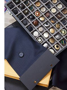 Buttoned. (Photo on fStop by Gregor Hohenberg) #photography #crafts #sewing