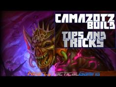 Smite Camazotz Build Tips and Tricks (Guide Part 1) - http://freetoplaymmorpgs.com/smite/smite-camazotz-build-tips-and-tricks-guide-part-1