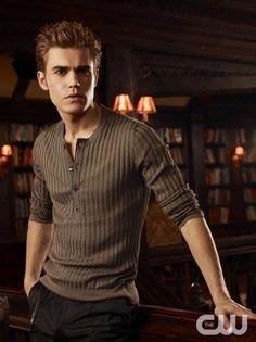 Stefan Salvatore The Vampire Diaries
