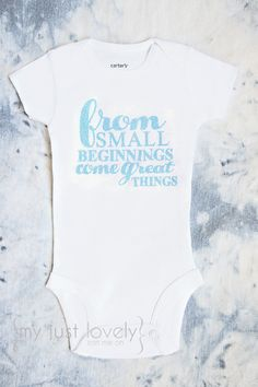 A personal favorite from my Etsy shop https://www.etsy.com/ca/listing/291964989/preemie-from-small-beginnings-come-great