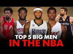 Ranking the top 5 big men in the NBA-USA TODAY Sports Usa Today Sports, Big Men, Nba, Tops