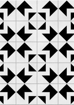 Adesivo tipo azulejo Kit com 20 adesivos Line Design Pattern, Geometric Pattern Design, Geometric Designs, Geometric Art, Barn Quilt Patterns, Needlepoint Patterns, Floor Patterns, Wall Patterns, Painters Tape Art