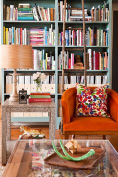 girly library