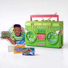 Hip hop art toys & more. Prince Of Bel Air, Fresh Prince, Hip Hop Art, Lunch Box, Inspired, Toys, Baby, Inspiration, Activity Toys