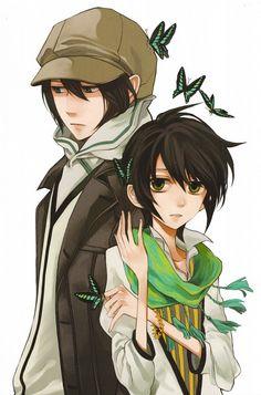 Nabari no Ou - Yoite & Miharu