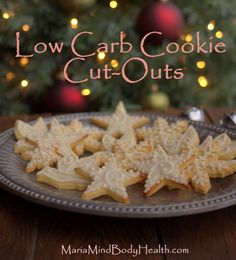 gluten free cookie cut out, sugar free cookie cut out, low carb cookie cut out, almond flour cookies, paleo cookies, coconut flour cookies