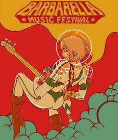 Bararella Music Festival by Bicicleta Sem Freio, via Flickr
