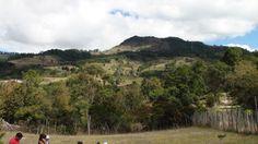 Honduras Jan. 2014, Medical/dental brigade - View from clinic in El Membrillo