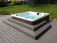 Image result for spa decking photos