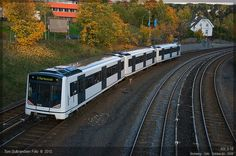 Oslo Metro by Porsche Design for Siemens