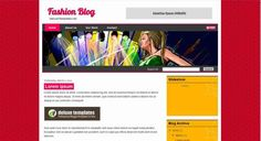 Fashion Blog – Blogger Template  Fashion Blog – Blogger Template