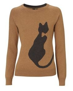 cat sweater...I like this a little too much