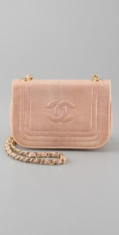 Vintage Chanel, oh me, oh my!
