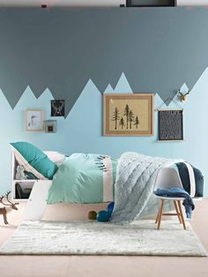 TUFFING Bunk bed frame  Furniture, Storage and Twin