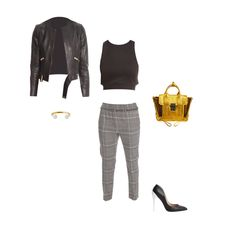 Love this outfit from Blue and Cream...via ClosetSpace