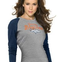 Fueled by a love of both fashion and sports, Touch by Alyssa Milano was created out of a desire for fashionable apparel for the female sports fan. Each piece, whether it's for the game, the after party or everyday living, is designed with the female fan in mind. With tons of teams and sports represented, it lets game-goers look great while toting team pride.