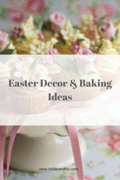 Easter Breaks, Spring Blooms, New Green, Easter Crafts, Fox, Baking, Decor, Decoration, Bakken
