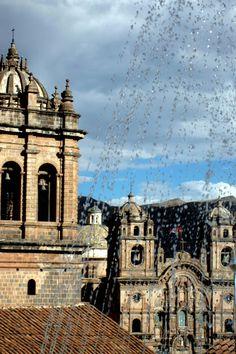 Cusco -  by millie coquis