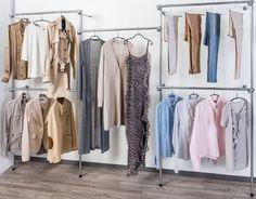 Marvelous Details zu Profi Kleiderst nder Kleiderschrank Gardeobe Ankleidezimmer Regal xcm W