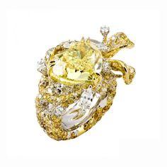 塑造纯粹之美 Cindy Chao建筑系列珠宝
