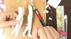 Como cortar o corpo Feminino em isopor - silhueta04