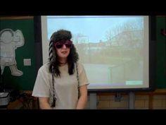 A quick video to help students recap figurative language.