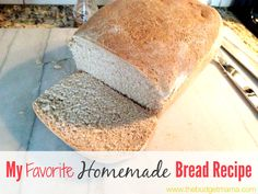 This homemade wheat bread recipe is sure to please even the pickiest of eaters in your home. Save your family money by making this recipe today!