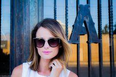 black BP cat eye sunglasses, nordstrom