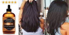 Découvrez les bienfaits de l'huile de ricin pour faire pousser les cheveux, éliminer les rides et la constipation...