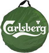 Branded Tent Bag Carlsberg