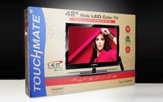 "Touchmate 42"" Full LED TV Just for AED 999/-"