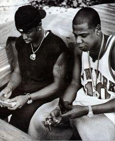 Puff & Jay.