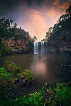 ~~Magical Falls | Dangar Falls at Dorrigo National Park, near Dorrigo, NSW, Australia | by Wolongshan~~