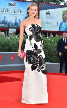 Monochrome Must-Have: Diane Kruger's Best Looks