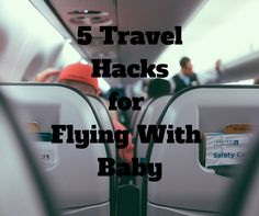 Someone very recently asked for my best travel hacks when flying with a new baby. My answer was immediately to avoid it all costs. Just leaving the house to head for the grocery store with my band of Kidiots strikes actual fear into my heart. Babies on a plane. Call Wesley Snipes, its a horror