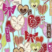 spoonflower.com - Design your own fabric