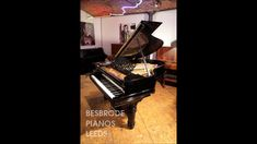St Louis Blues by W C Handy on a Steinway model A grand piano at Besbrode Pianos